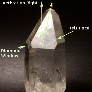 activation crystal