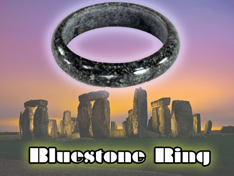 bluestone ring