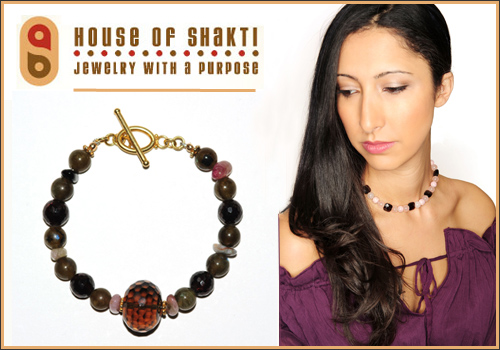 House of Shakti Jewelry for Meditation