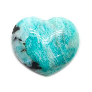 Amazonite Heart-139943