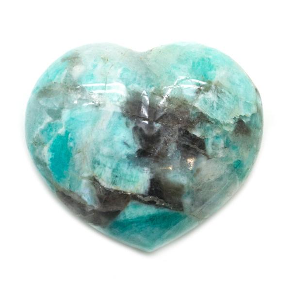 Amazonite Heart-139942