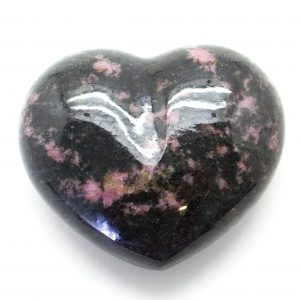 Rhodonite Heart-0