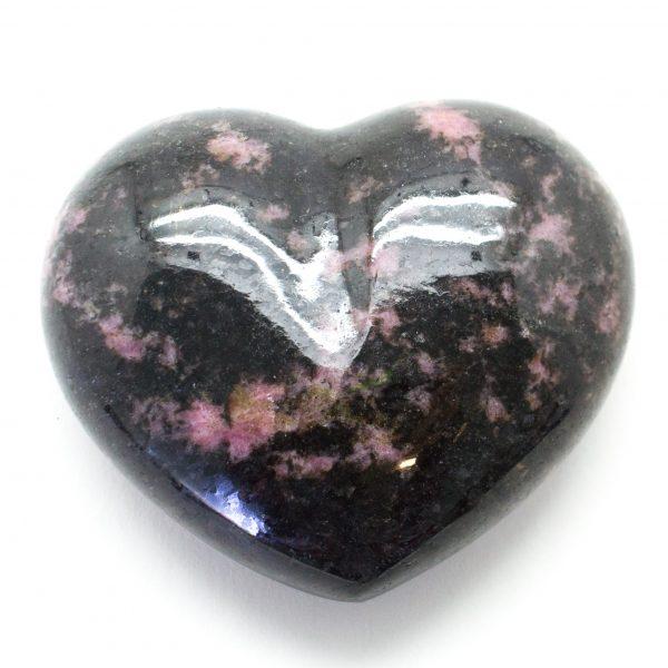 Rhodonite Heart-0