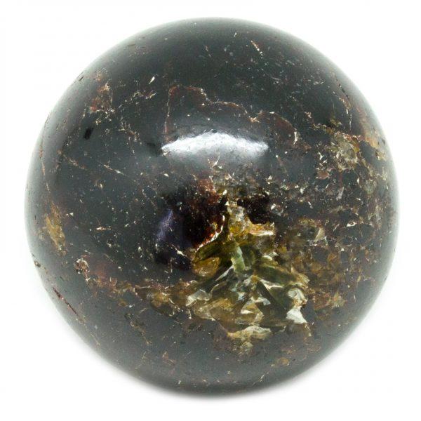 Crystal Ruby Sphere(50-60mm)-0