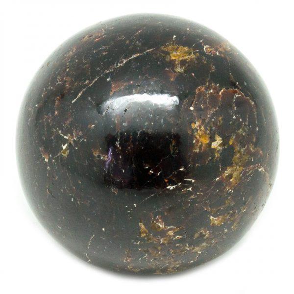 Crystal Ruby Sphere(50-60mm)-67582