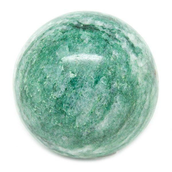Ruby in Fuchsite Sphere(40-50mm)-67595