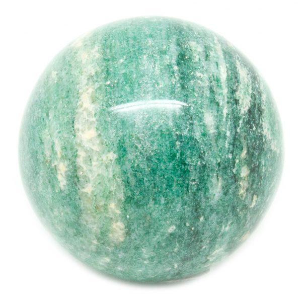 Ruby in Fuchsite Sphere(40-50mm)-0