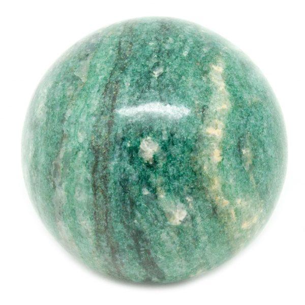 Ruby in Fuchsite Sphere(40-50mm)-67594