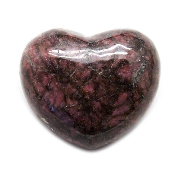 Rhodonite Heart-156600