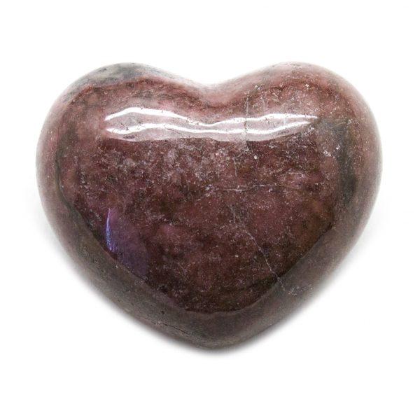 Rhodonite Heart-156601