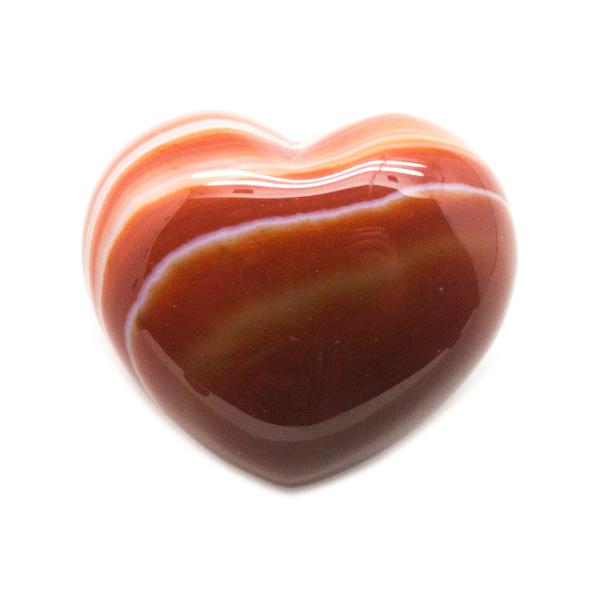 Carnelian Heart Medium-135310