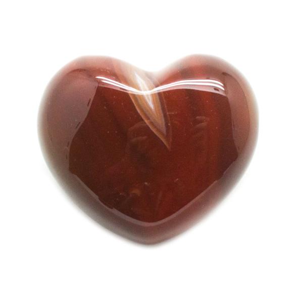 Carnelian Heart Medium-135311