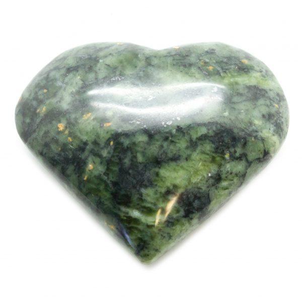 Nephrite Jade Heart-0