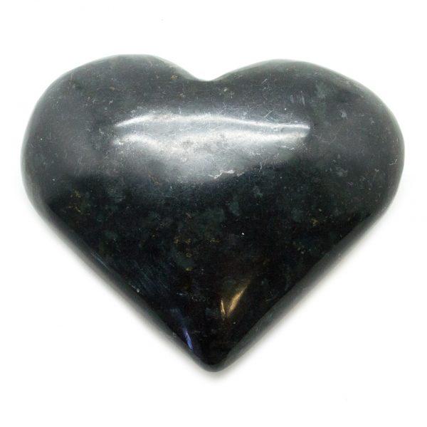 Nephrite Jade Heart-67687