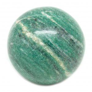 Ruby in Fuchsite Sphere(50-60mm)-0