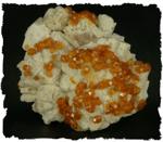 Natural Orange Spessartine