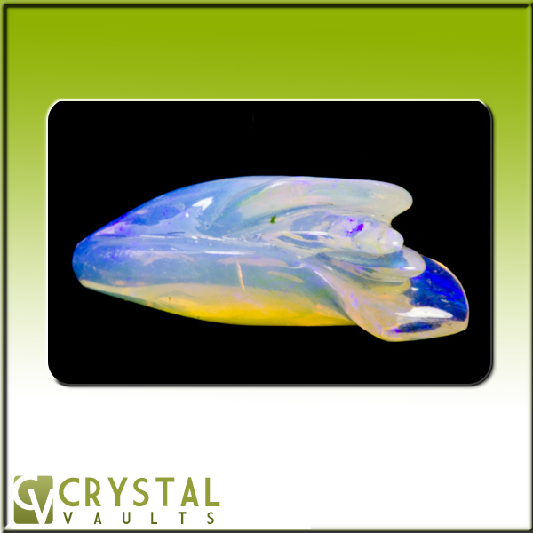 Small Opal Flower-0