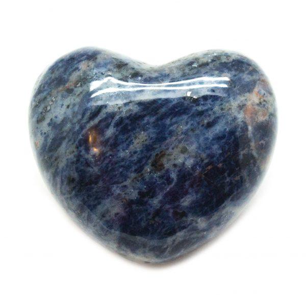 Sodalite Heart-0