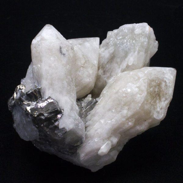 Candle Quartz with Sphalerite Cluster-81322
