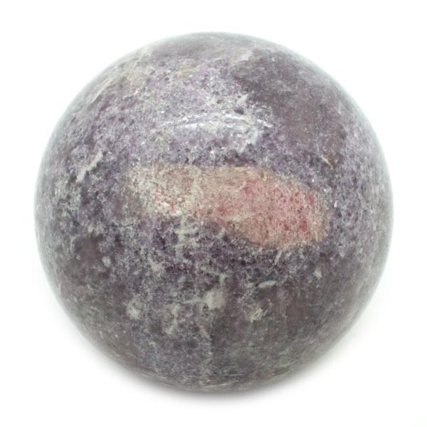 Lepidolite Sphere-74997