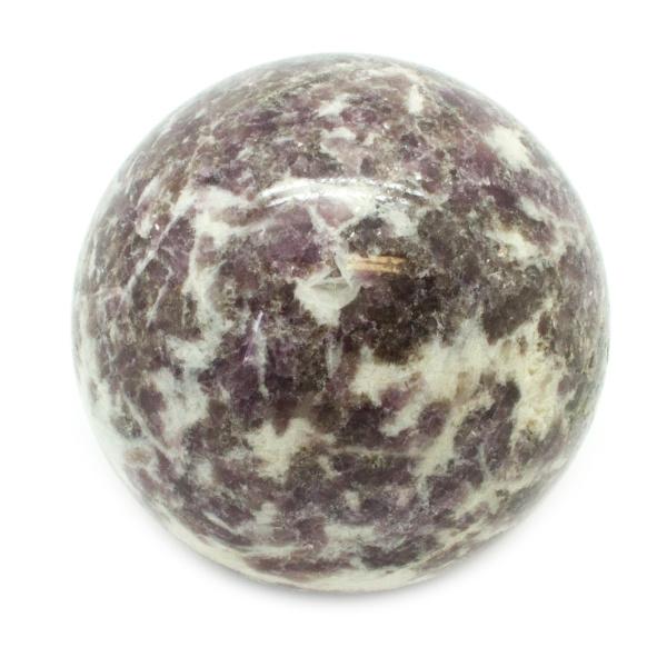 Lepidolite Sphere-74996