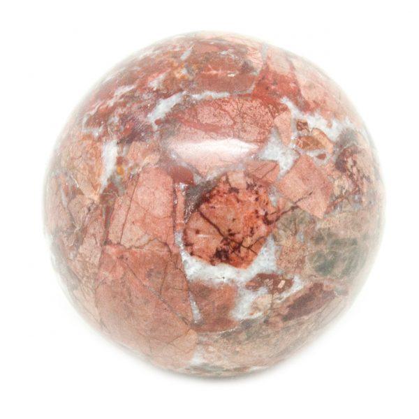 Red Jasper Sphere-0