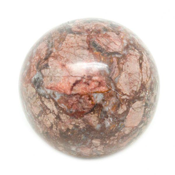 Red Jasper Sphere-67710