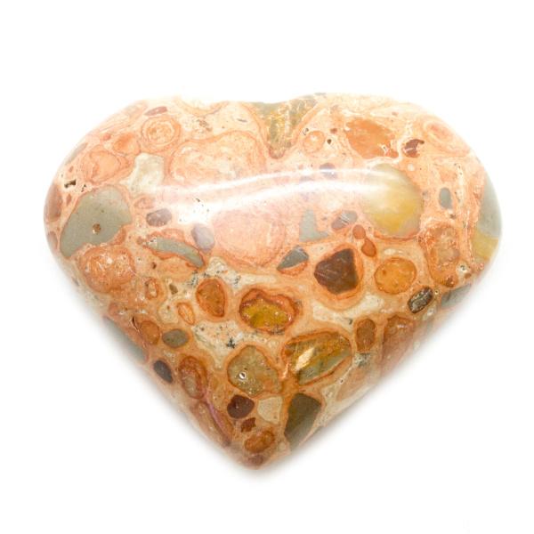 Leopard Skin Heart-67692