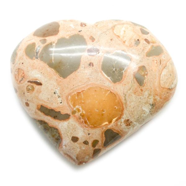Leopard Skin Heart-67690