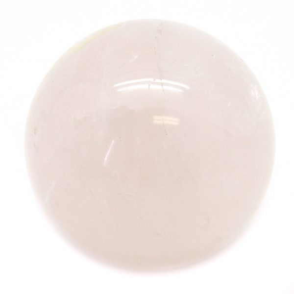 Rose Quartz Sphere -0