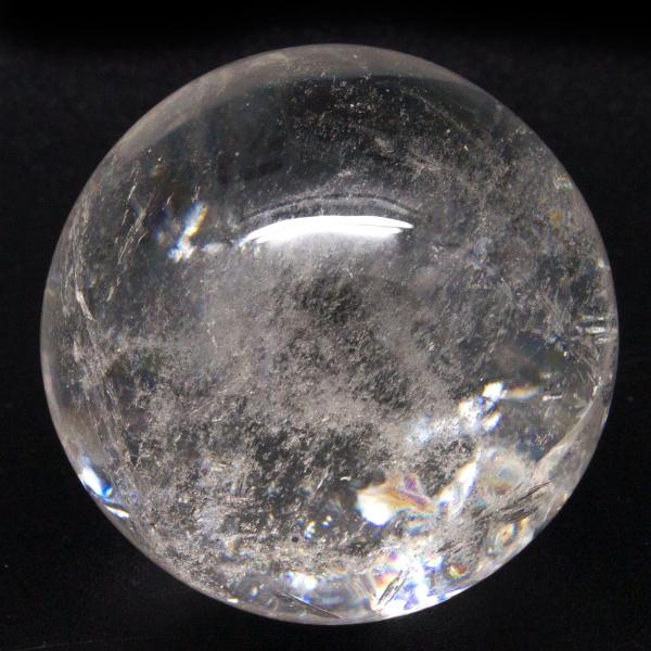 Clear Quartz Sphere (Md.)-75047