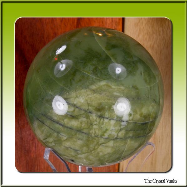 Serpentine Sphere (Small)-0