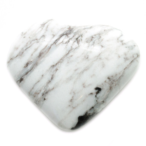 Calcite Heart-0