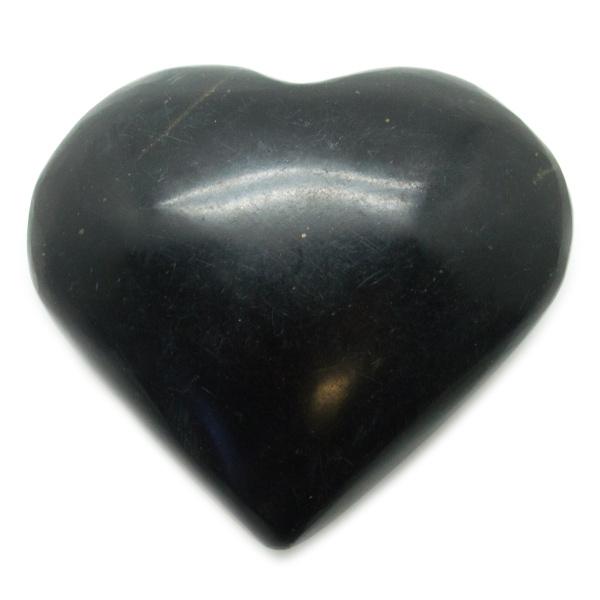 Black Onyx Heart-75087