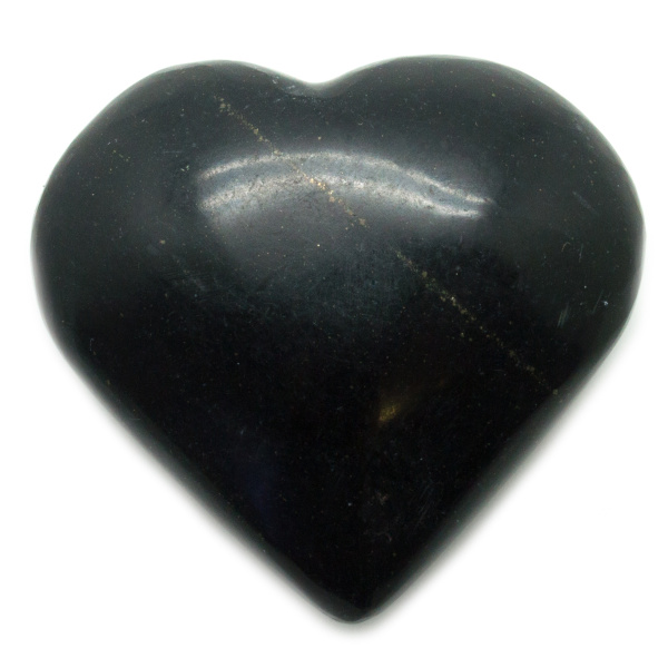 Black Onyx Heart-75086