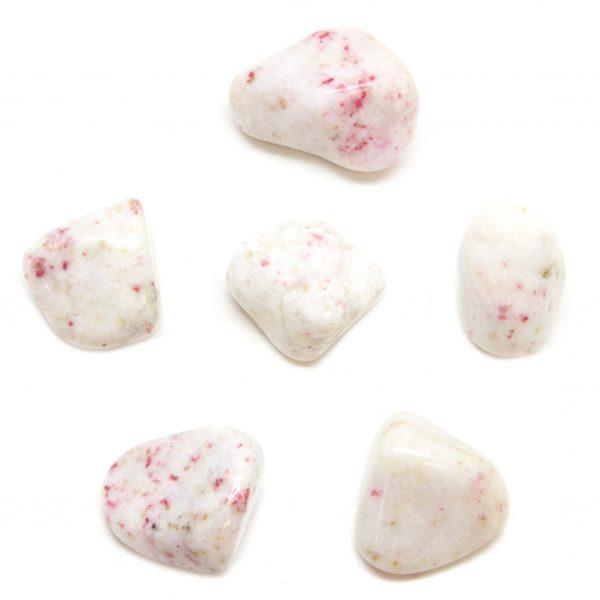 Cinabrite Tumbled Stones (Lg.)-84953