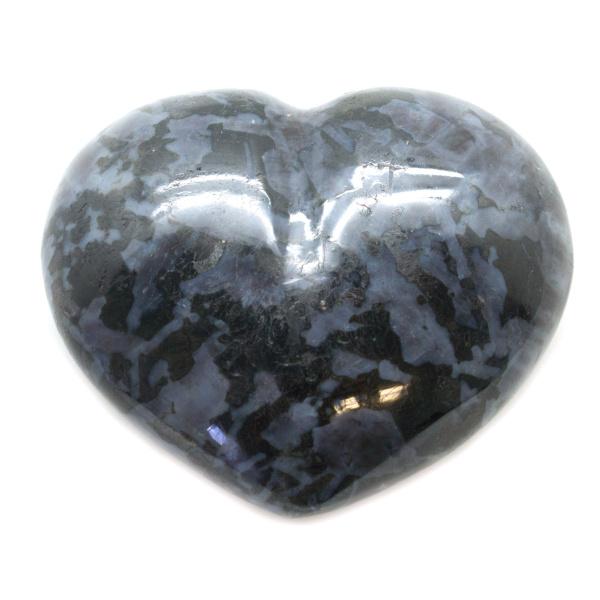 Indigo Gabbro Heart-0