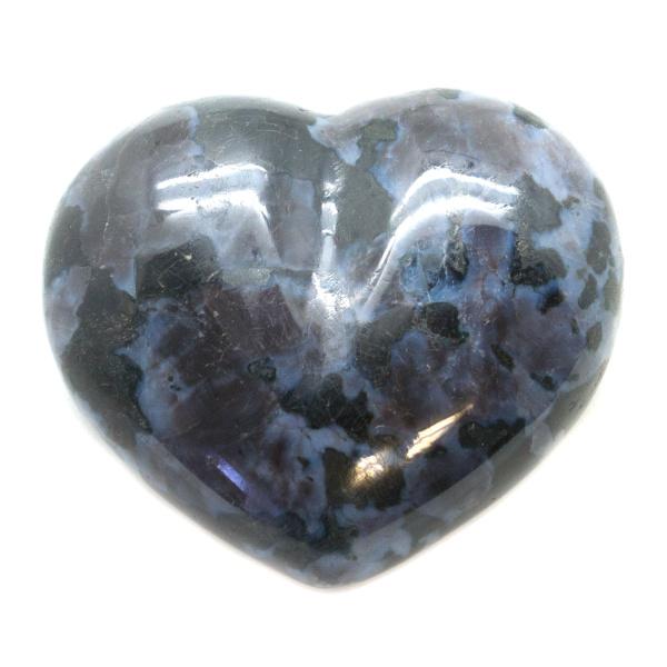 Indigo Gabbro Heart-67042