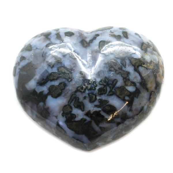 Indigo Gabbro Heart-67041