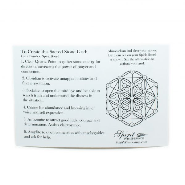 Prosperity Connection Grid Card-192542