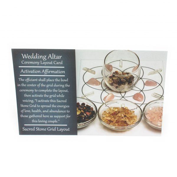 Wedding Altar Grid Card-0