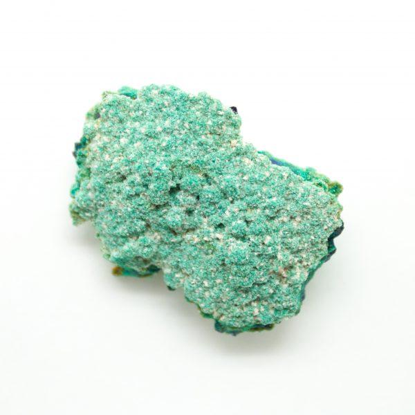 Azurite and Malachite Leaf-44314