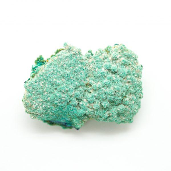 Azurite and Malachite Leaf-0