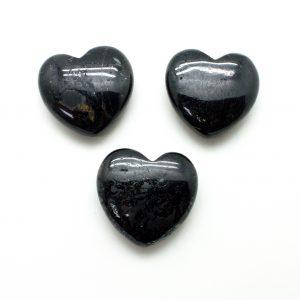 Nuummite Heart-0