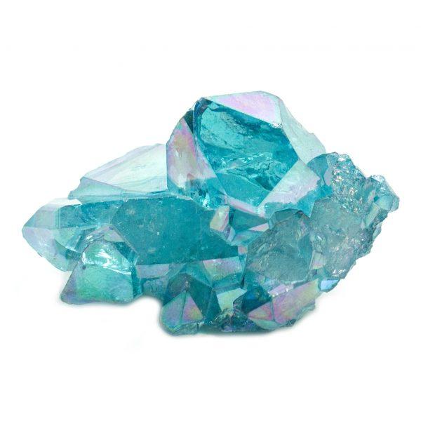 Aqua Aura Crystal Pair-94978