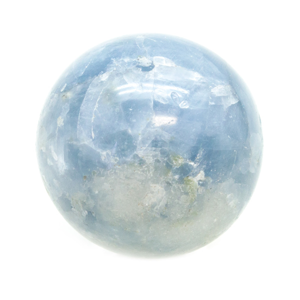 Blue Calcite Sphere(40-50mm)-139954