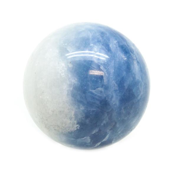 Blue Calcite Sphere(40-50mm)-139953