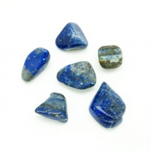 Neptune Aligned Lapis Lazuli (set of six)-0