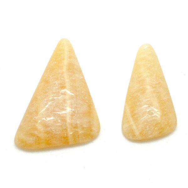 Honey Calcite Cabochon Set-75587