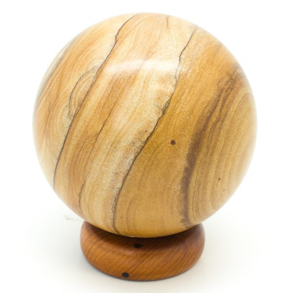 Picture Jasper Sphere-72249